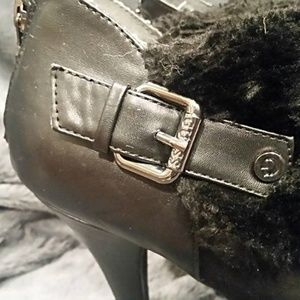 Guess Shoes - Guess Stiletto Heeled Ankle Boots